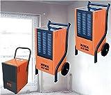Luftentfeuchter ALE 600 1000W 52kg 680m3/h Entfeuchtungsleistung 60 L/24 h